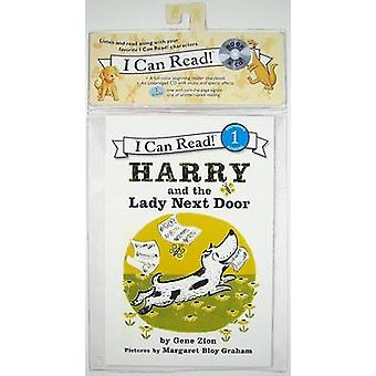 Harry and the Lady Next Door by Gene Zion - Margaret Bloy Graham - 97