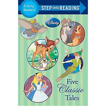 Disney Five Classic Tales by Random House - 9780736431804 Book