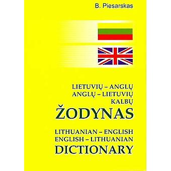 Lithuanian-English and English-Lithuanian Dictionary - 25 -000 Words a