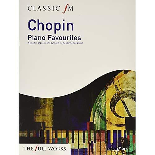 Classic FM: Chopin Piano Favourites