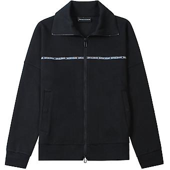 Emporio Armani Logo Stripe Jacket