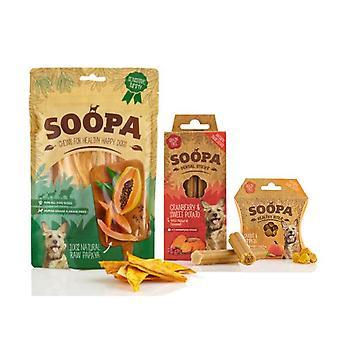 Soopa Variety Pack Dog Treats -1