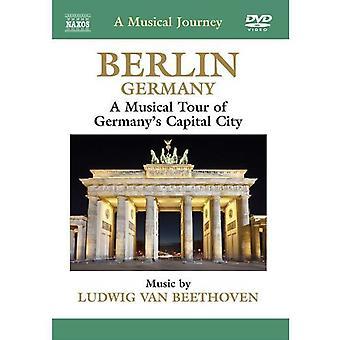L.V. Beethoven - musikalisk resa: Tyskland [DVD] USA import