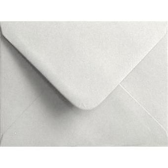 Blanc gommé C6/A6 colorés enveloppes blanches. 100gsm FSC papier durable. 114 mm x 162 mm. banquier Style enveloppe.