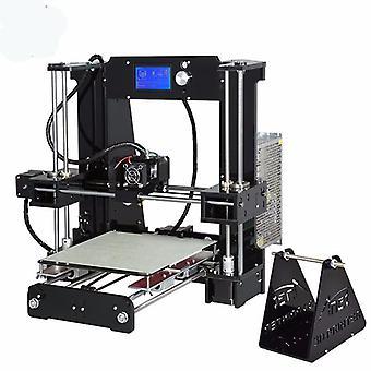 Anet a6 diy 3d printer kit - metallo - telaio acrilico, filamenti multipli, velocità di stampa 100 mm al secondo, windos mac e supporto linux