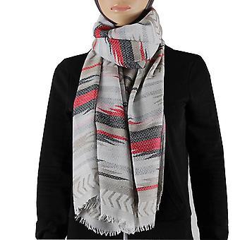 Scarf/shawl/Shawl 100% Pashmina Red Multi Color