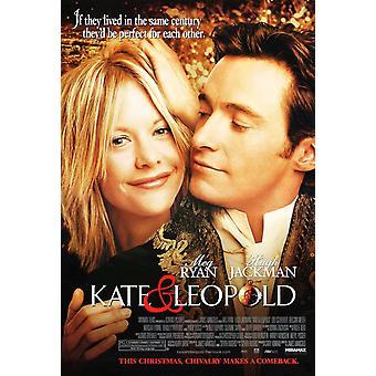 Kate et Léopold (2001) Original Cinema Poster