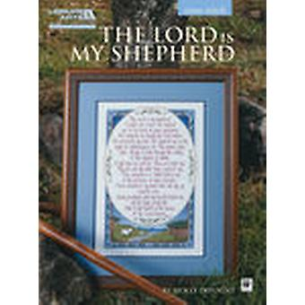Leisure Arts The Lord Is My Shepherd La 5851