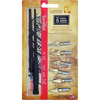 Speedball Calligraphy No. 5 Artists' Project Set Sb2962
