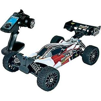 Carson Modellsport X8EB espectro BL 6S Brushless 1:8 RC modelismo coches Buggy eléctrico 4WD RtR 2,4 GHz