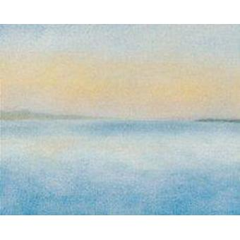 Sue Biazotti print - Gentle Sea