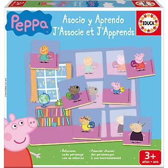 Educa And I associate Learn Peppa Pig (Toys , Educative And Creative , Electronics)