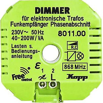 Free Control Wireless dimmer Free Control 1-channel