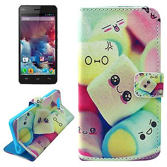 Mobile phone case pouch for mobile WIKO Highway Marshmallow