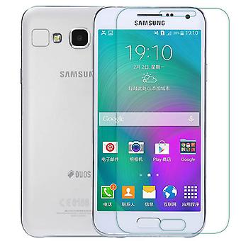 3 x Samsung Galaxy E7 display protector 9 H laminated glass laminated glass, tempered glass