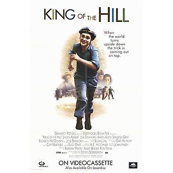 Kung av Hill filmaffisch (11 x 17)