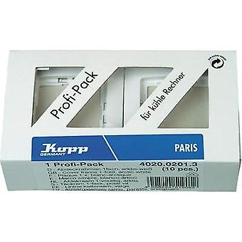 Kopp 1x Frame Paris White 402002013