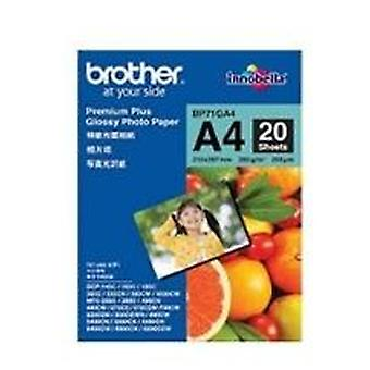 Brother Premium Plus photo paper lbp71ga4 (Home , Electronics , Printing , Ink)