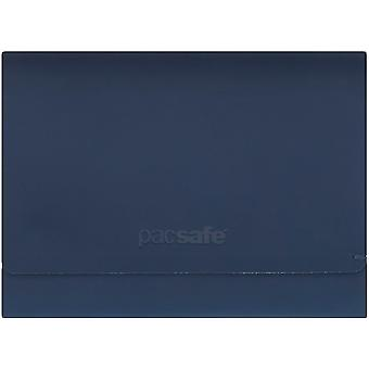 Pacsafe RFIDsafe TEC Trifold Wallet (Navy Blue)