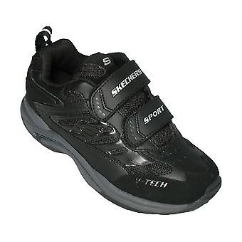 Skechers Sk91103 Boys Trainers Rubber Sole Children Sports Kids Footwear Shoes