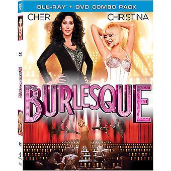 Burlesque [BLU-RAY] USA import