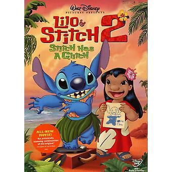 Importazione di Disney - Lilo & Stitch 2 [DVD] Stati Uniti d'America