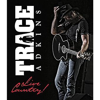 Trace Adkins - import direct USA pays [DVD]