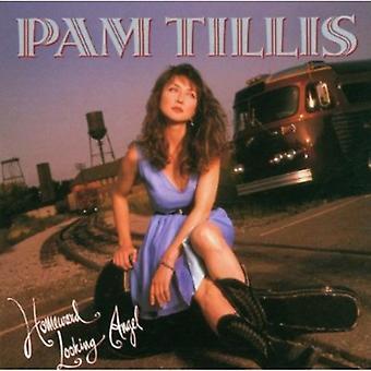 Pam Tillis - hjemad ser Angel [CD] USA import