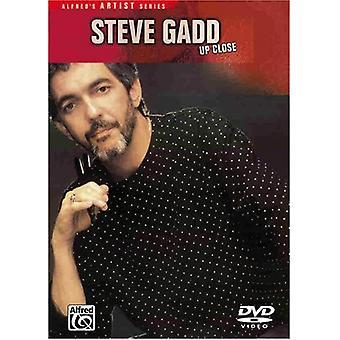 Steve Gadd - op tæt [DVD] USA import