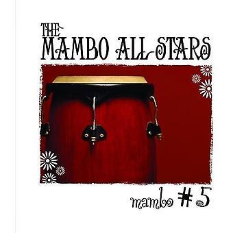Mambo All Stars - Mambo importu USA #5 [CD]
