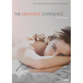 Girlfriend Experience: Seizoen 1 [DVD] USA import