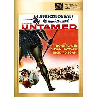 Untamed [DVD] USA import