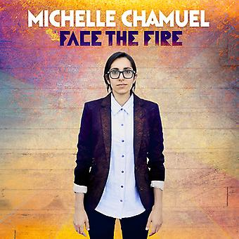 Michelle Chamuel - Face the Fire [CD] USA import