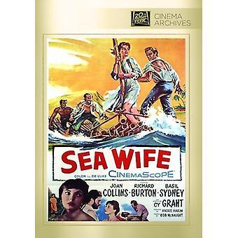 Sea Wife [DVD] USA import