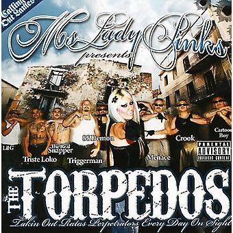 Torpedoer - Takin ud Ratas gerningsmændene hver dag på webstedet [CD] USA import