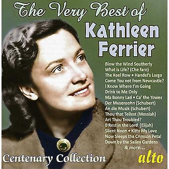 Kathleen Ferrier - The Very Best of Kathleen Ferrier: Centenary Collection [CD] USA import