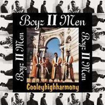 Boyz II Men - Cooleyhighharmony [Vinyl] USA import