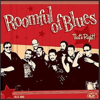 Roomful of Blues - das ist richtig! [CD] USA import