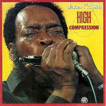 James Cotton - høj kompression [CD] USA import