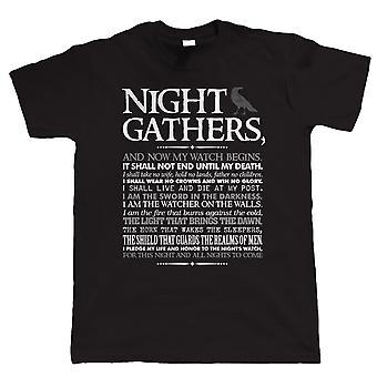 De gelofte, Mens T-Shirt