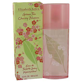 Elizabeth Arden Women Green Tea Cherry Blossom Eau De Toilette Spray By Elizabeth Arden
