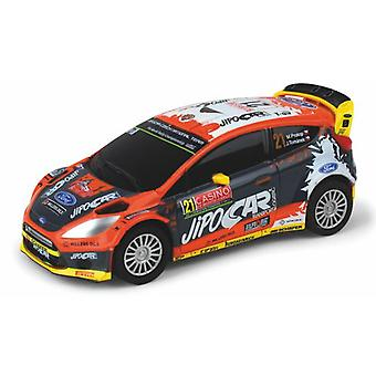 Scalextric Compact Ford Fiesta Rs Wrc Rally Portugal