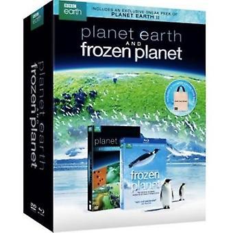 Planeten jorden Giftset [DVD] USA import