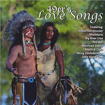Various Artist - 49Ers Love Songs [CD] USA import