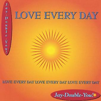 Jay-Double-You - Love Every Day [CD] USA import