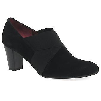 Gabor Function Womens High Cut Court Shoes