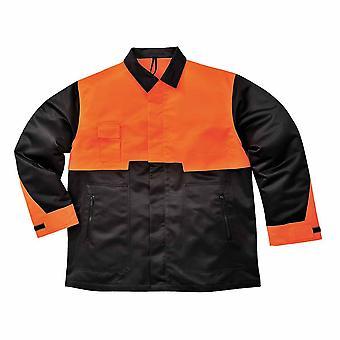Portwest - tronçonneuse chêne sécurité Workwear Jacket