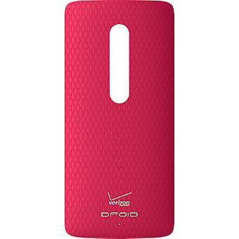Motorola Shell Case Battery Cover for DROID Maxx 2 - Raspberry Pink