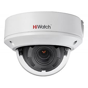 HiWatch DS-I437 (M) Varifokal Dome network camera 4MP, 2688p, IP67,