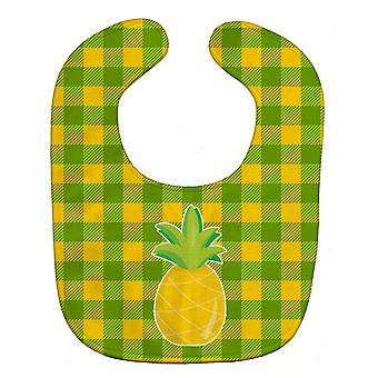 Carolines Treasures  BB8967BIB Pineapple Baby Bib